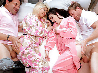 The Sleepover Switch-Up